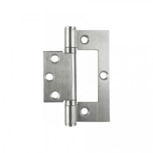 304 Stainless Steel 2BB Bi-fold hinge flat edge