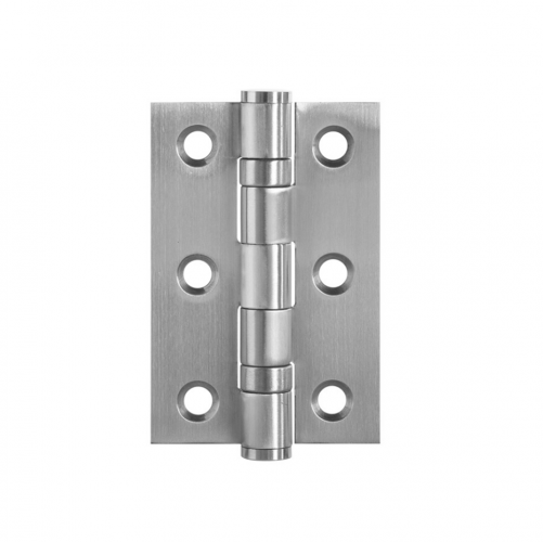 304 Stainless Steel 2 Ball Bearing 2BB Hinge 3''