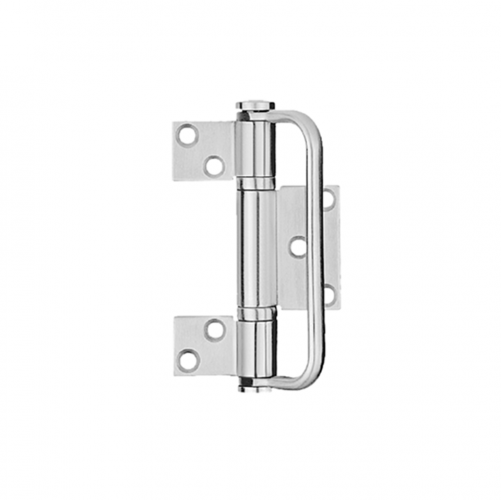 304 Stainless Steel Bi-Fold Door Hinge with Handle