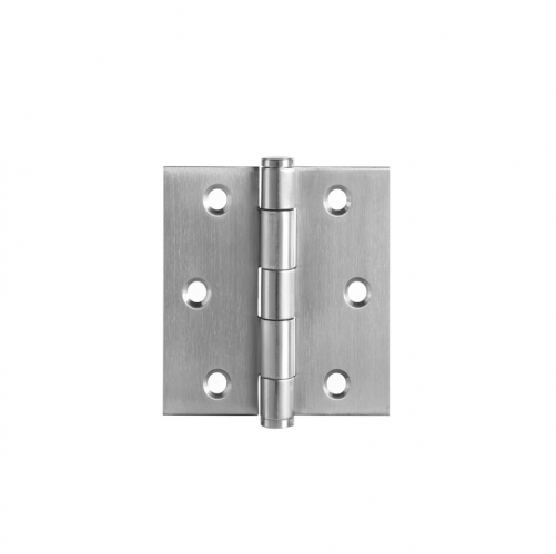 304 Stainless Steel Ball Bearing Butt Hinge 3''