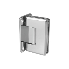 Brass Glass Shower Hinge 90 Degree Wall to Glass wholesale