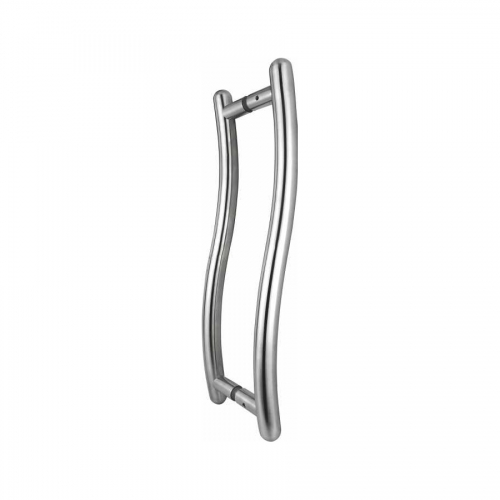 PH-02 Stainless Steel Glass DoorPull Handle